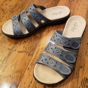 NWT Clark's Ultimate Comfort Collection Sandals